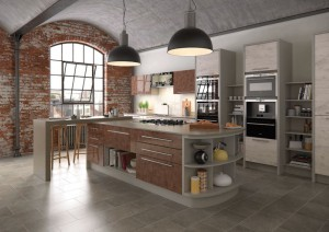 Lastra-Gloss-Copper-and-Treviso-Light-Oak-Main-Set-Shot
