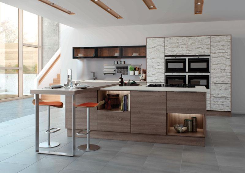 Mereway Kitchens Cucina Colore